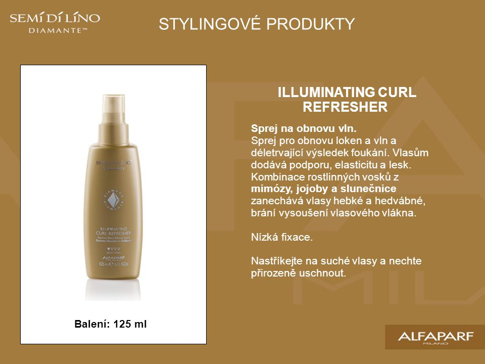 ILLUMINATING CURL REFRESHER