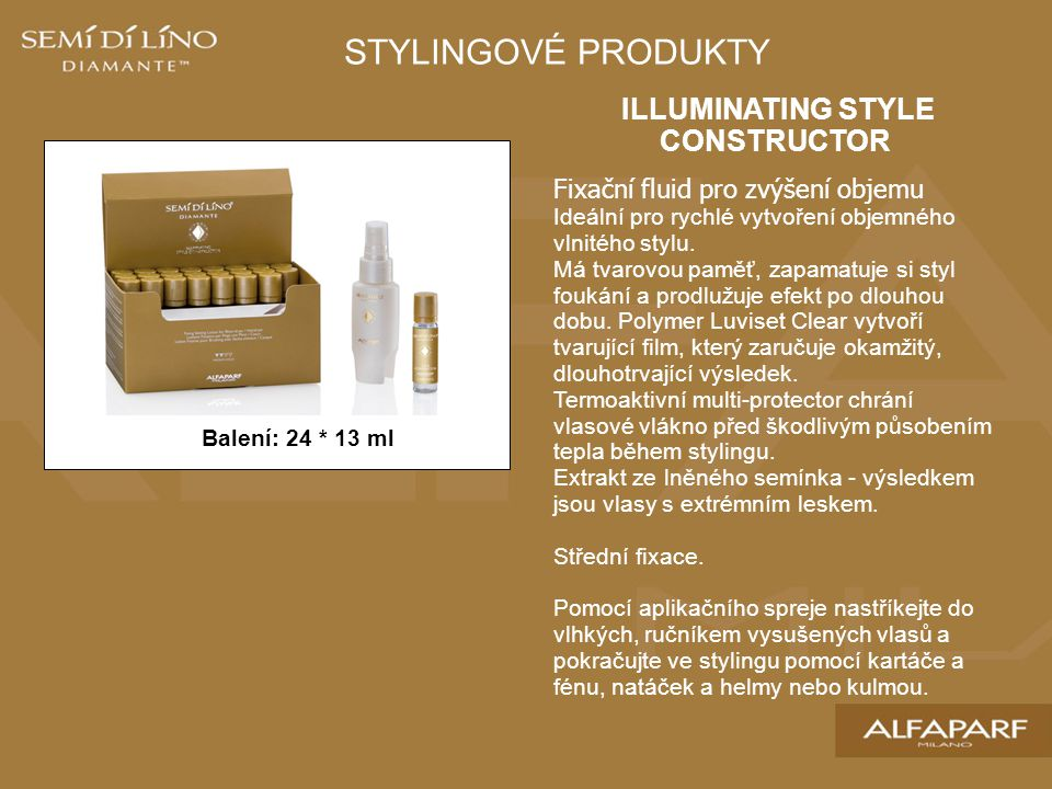 ILLUMINATING STYLE CONSTRUCTOR
