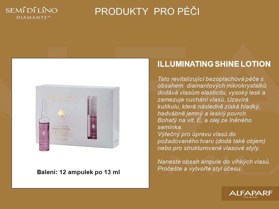 ILLUMINATING SHINE LOTION
