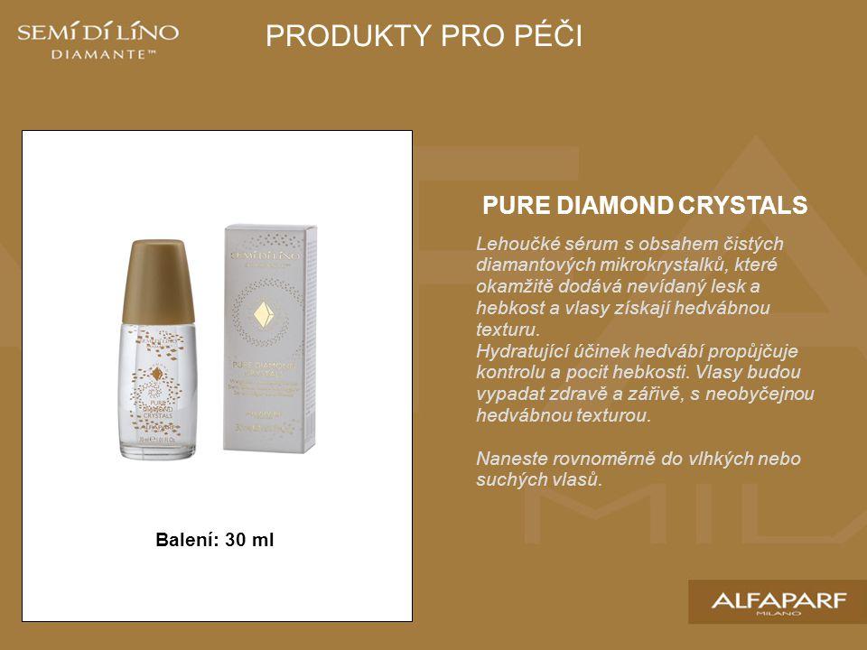 PRODUKTY PRO PÉČI PURE DIAMOND CRYSTALS