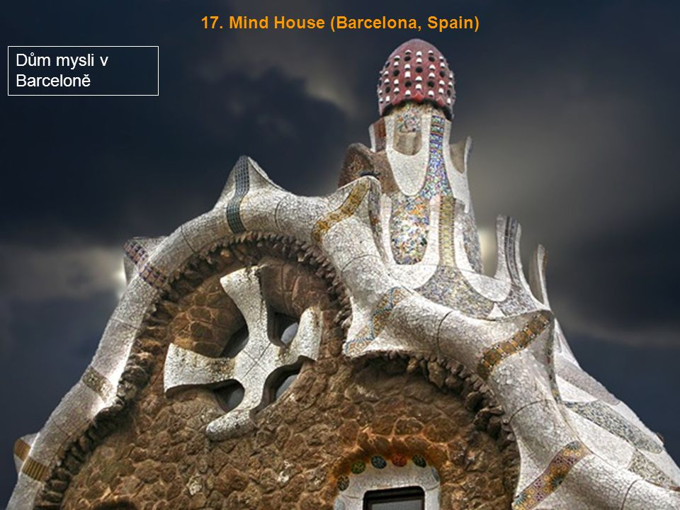 17. Mind House (Barcelona, Spain)
