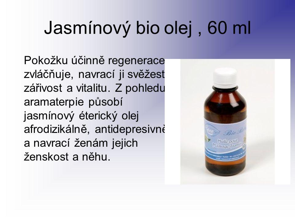 Jasmínový bio olej , 60 ml
