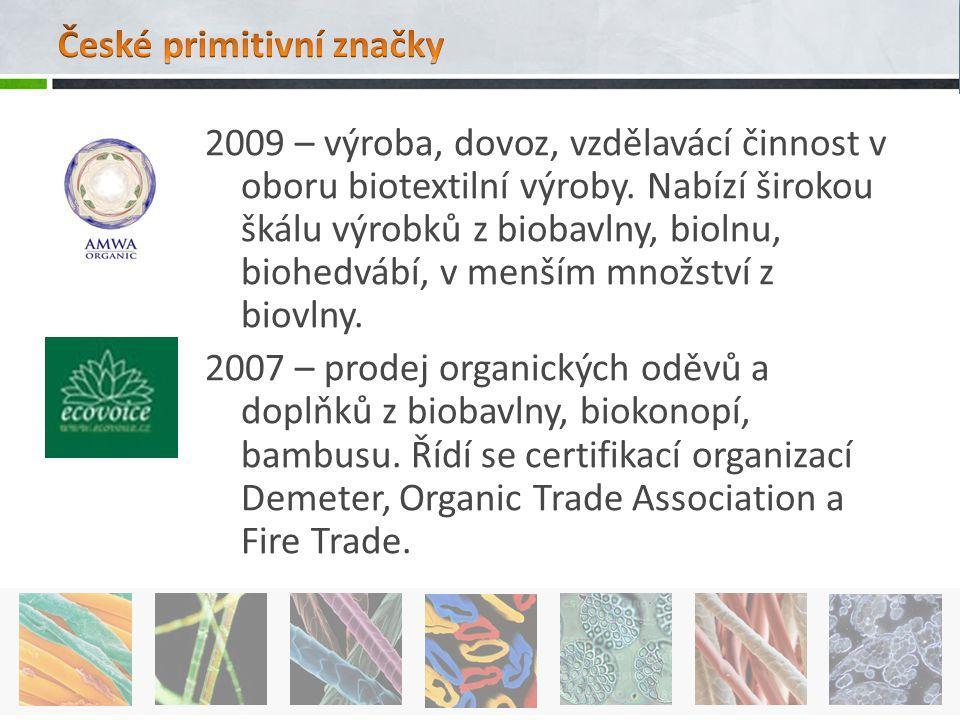 České primitivní značky