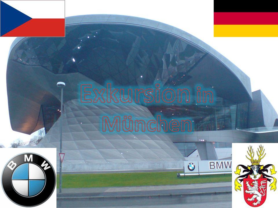 Exkursion in München