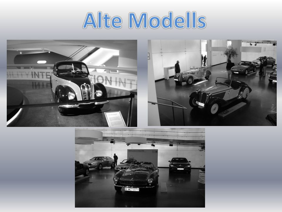 Alte Modells