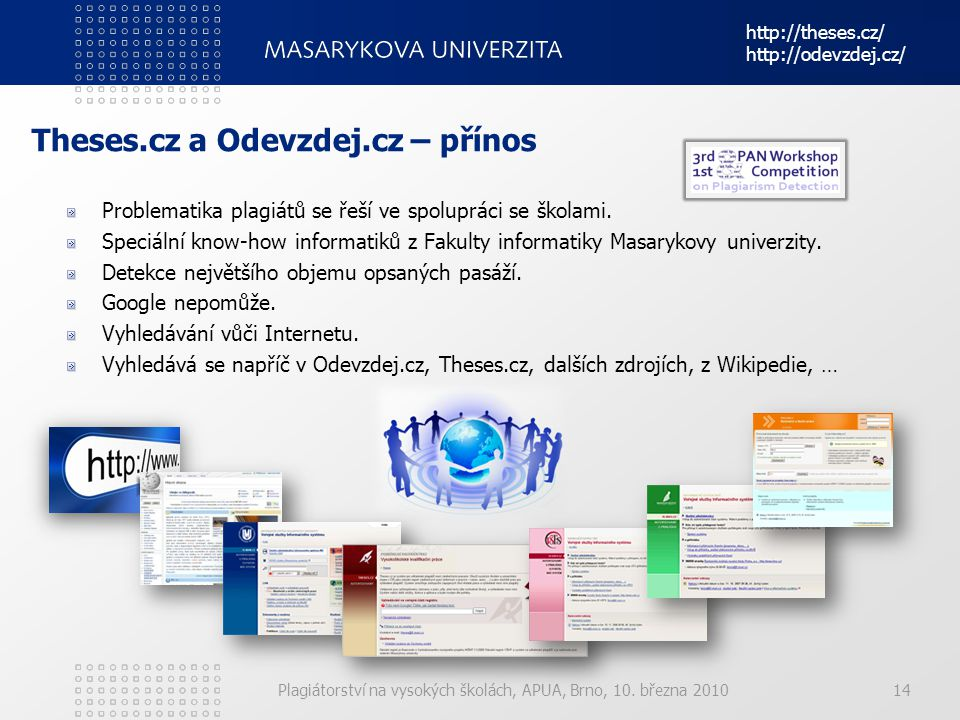 Theses.cz a Odevzdej.cz – přínos