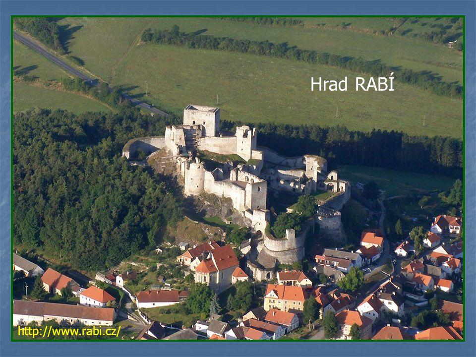 Hrad RABÍ http://www.rabi.cz/