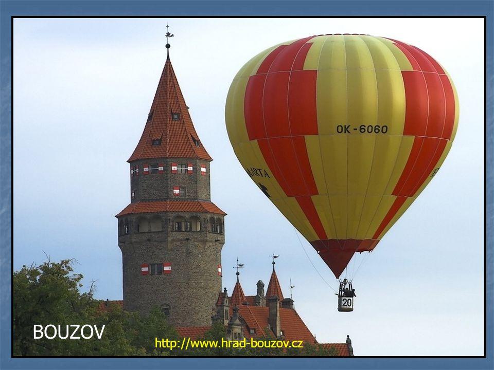 BOUZOV http://www.hrad-bouzov.cz
