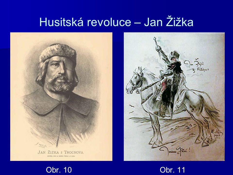 Husitská revoluce – Jan Žižka