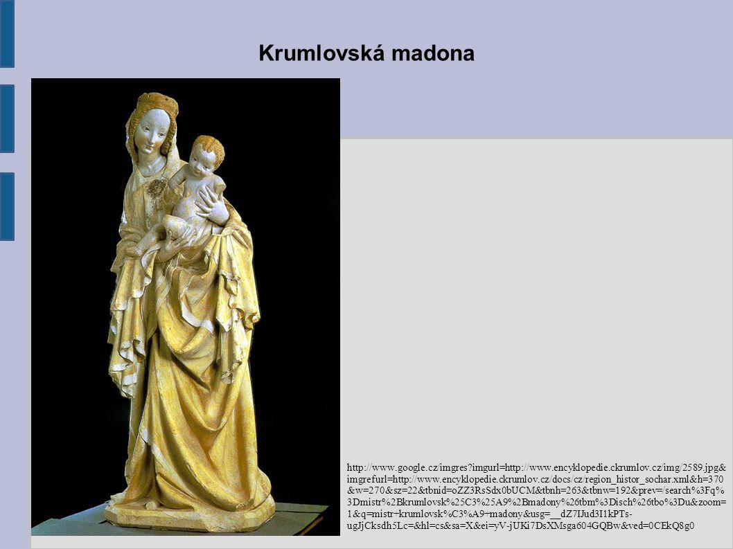 Krumlovská madona