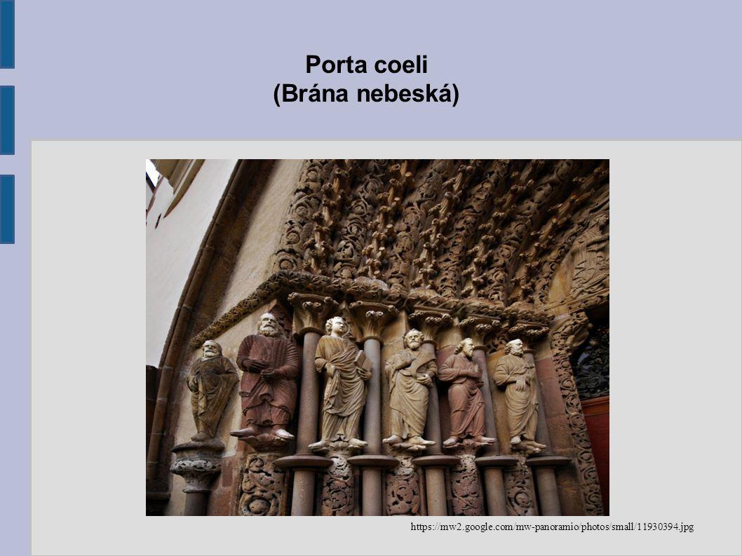 Porta coeli (Brána nebeská)
