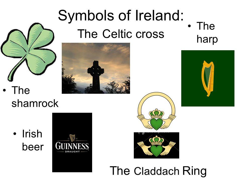 Symbols of Ireland: The Celtic cross