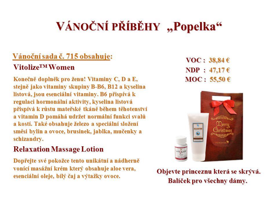 """VÁNOČNÍ PŘÍBĚHY """"Popelka"""