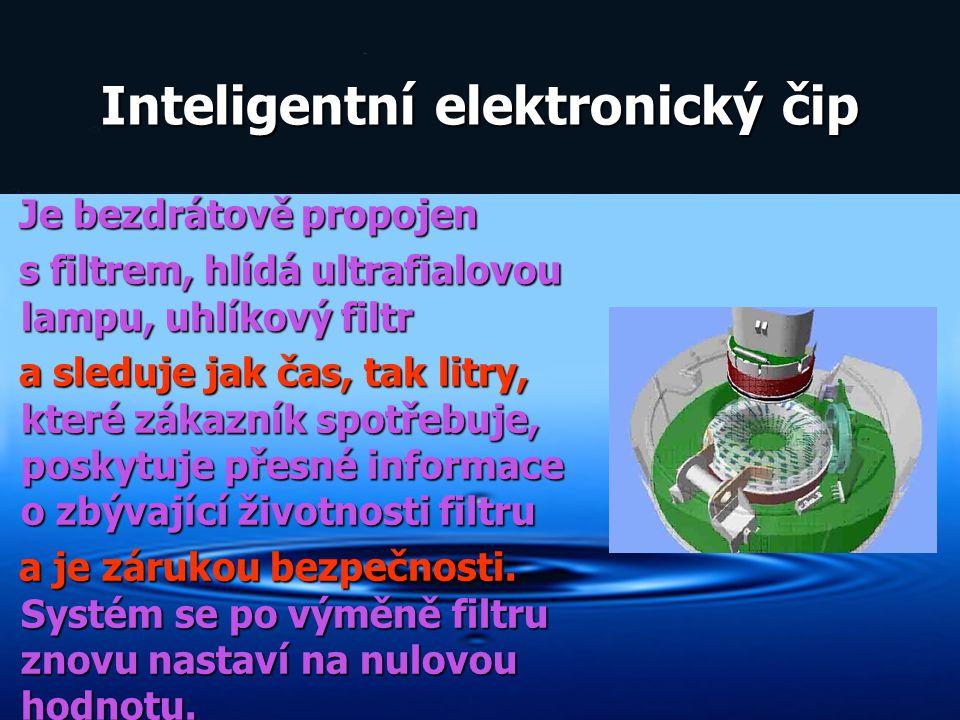 Inteligentní elektronický čip