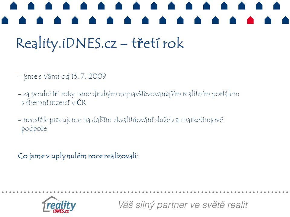Reality.iDNES.cz – třetí rok