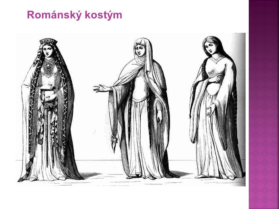 Románský kostým