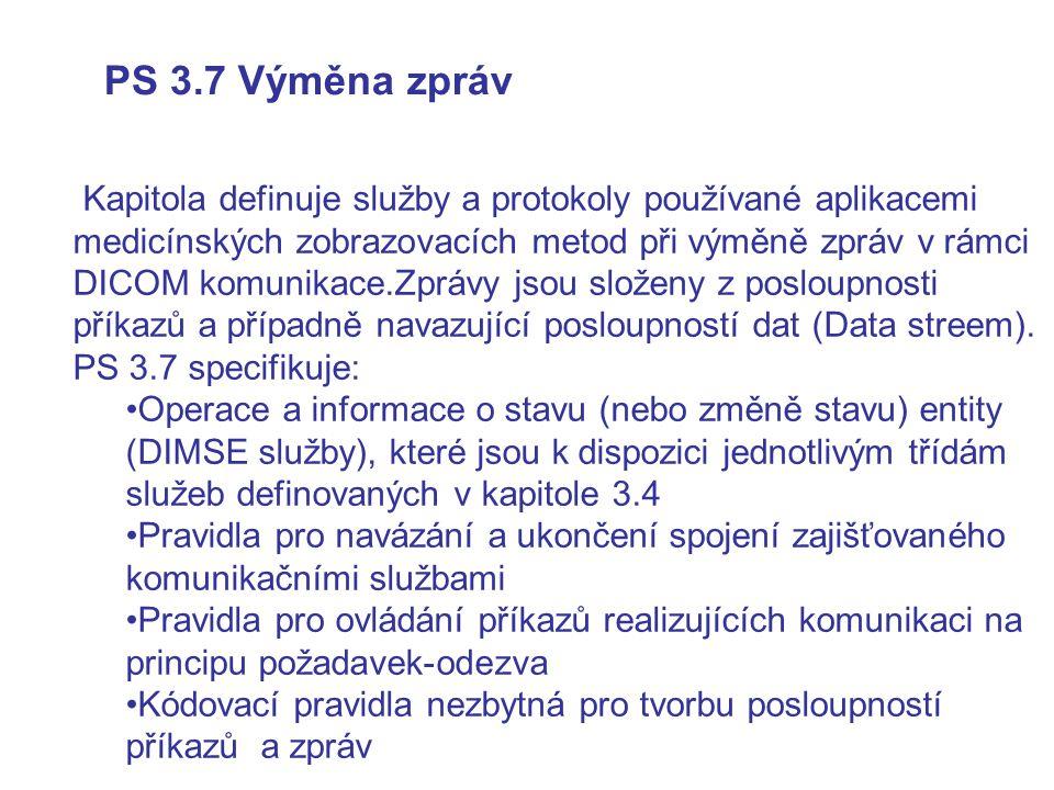 PS 3.7 Výměna zpráv