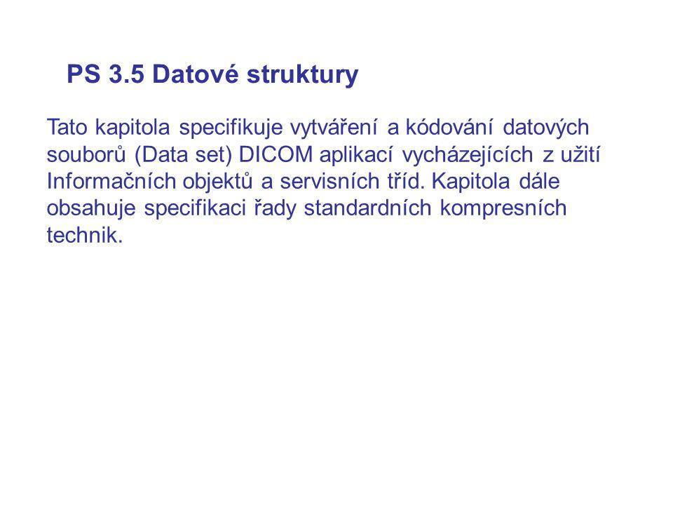 PS 3.5 Datové struktury