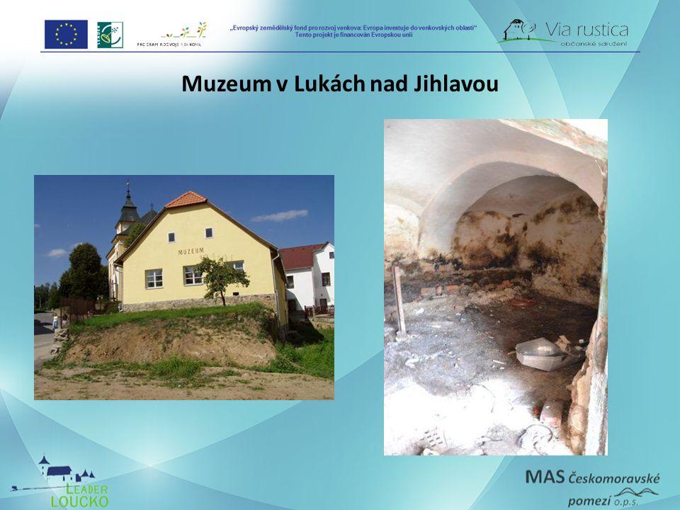Muzeum v Lukách nad Jihlavou