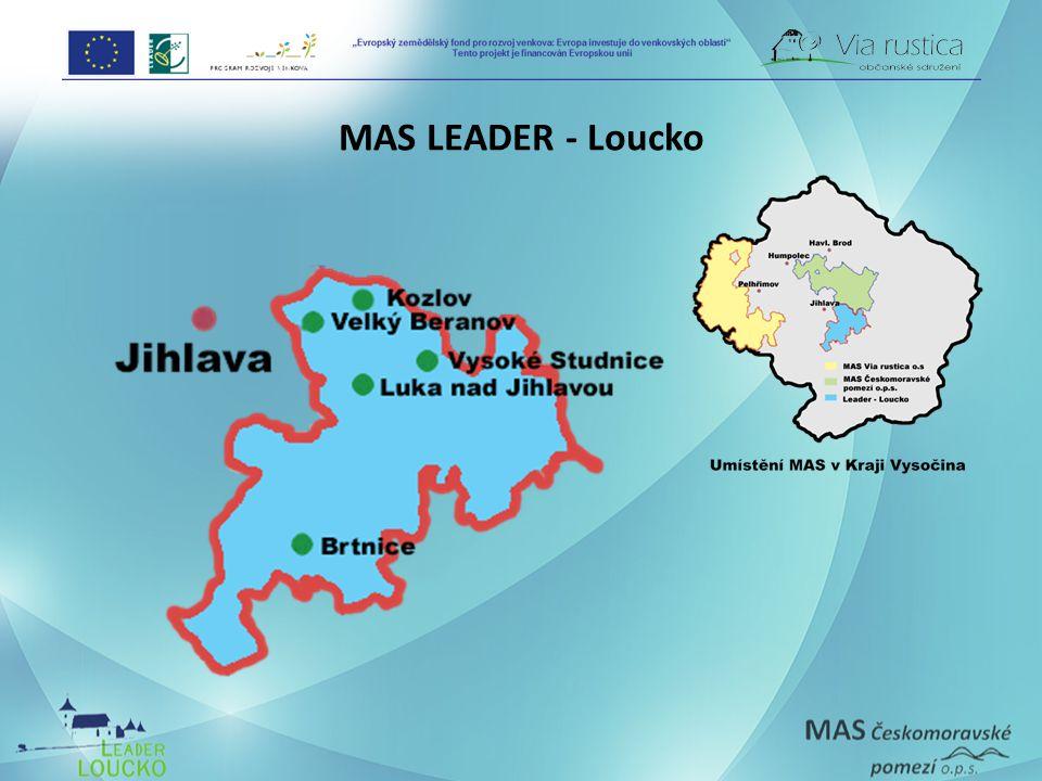MAS LEADER - Loucko