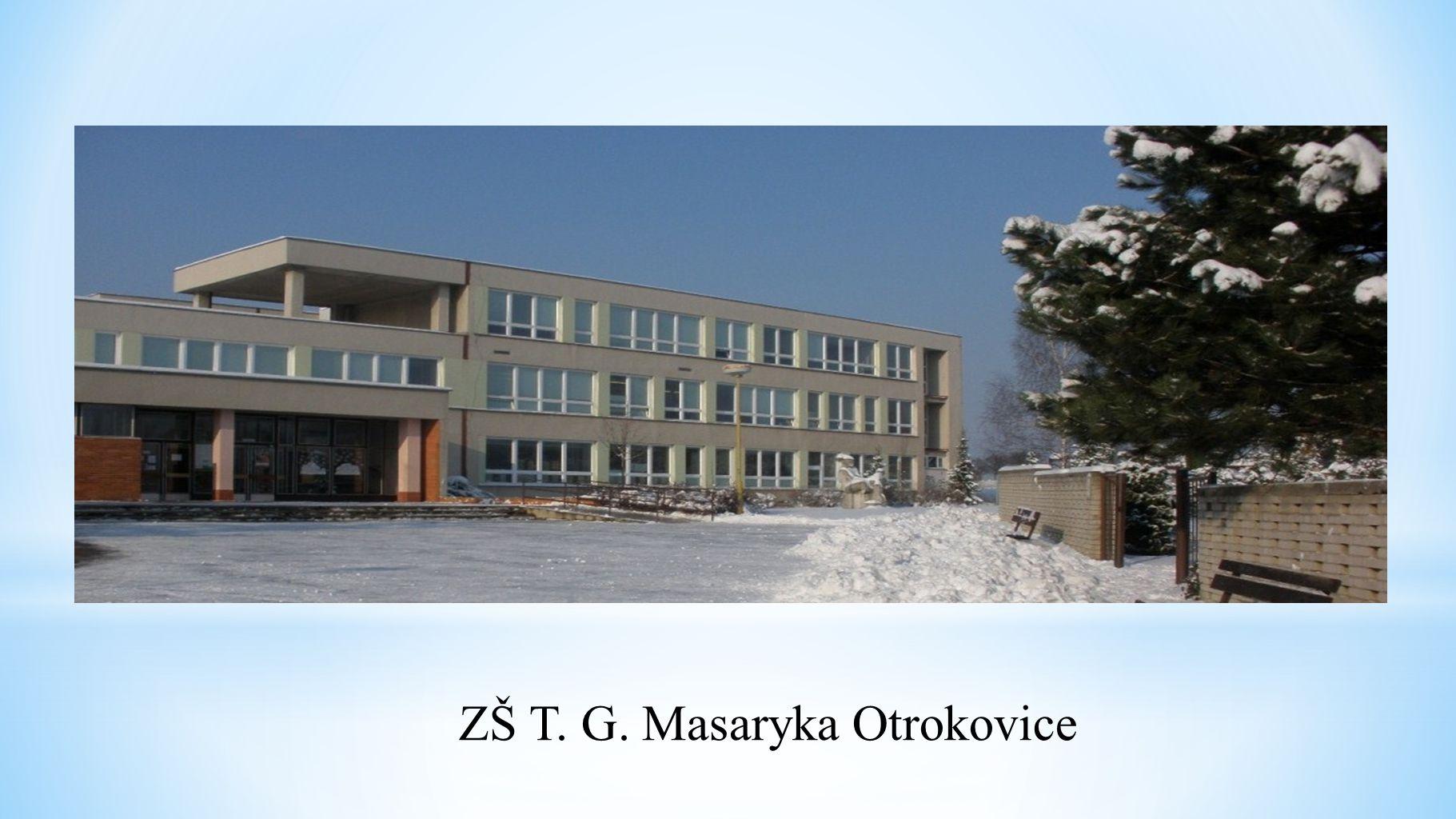 ZŠ T. G. Masaryka Otrokovice
