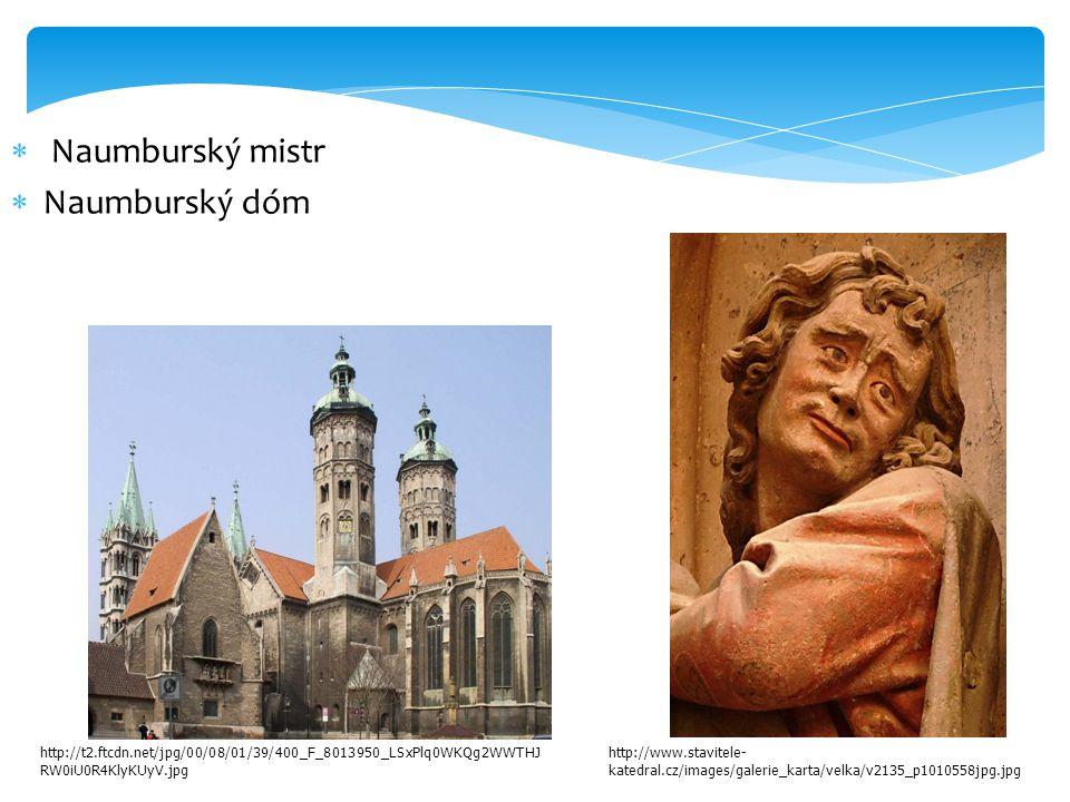 Naumburský mistr Naumburský dóm