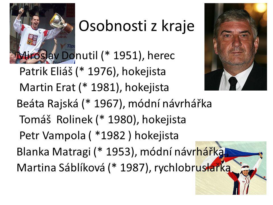 Osobnosti z kraje Miroslav Donutil (* 1951), herec