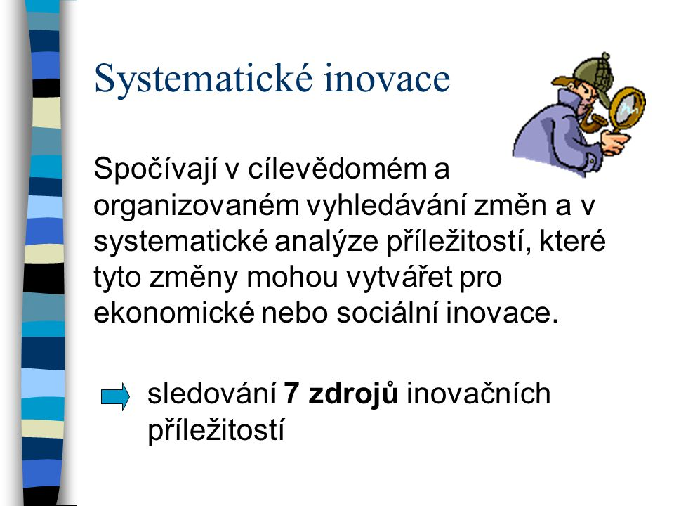 Systematické inovace