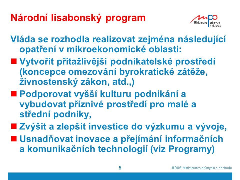 Národní lisabonský program
