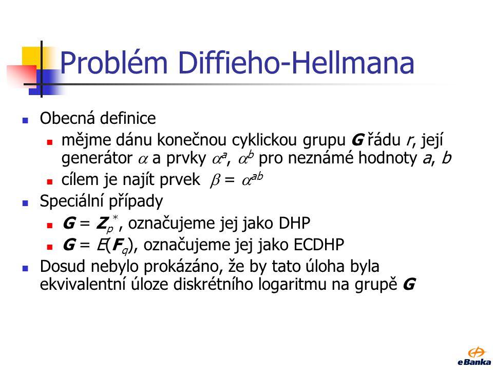 Problém Diffieho-Hellmana