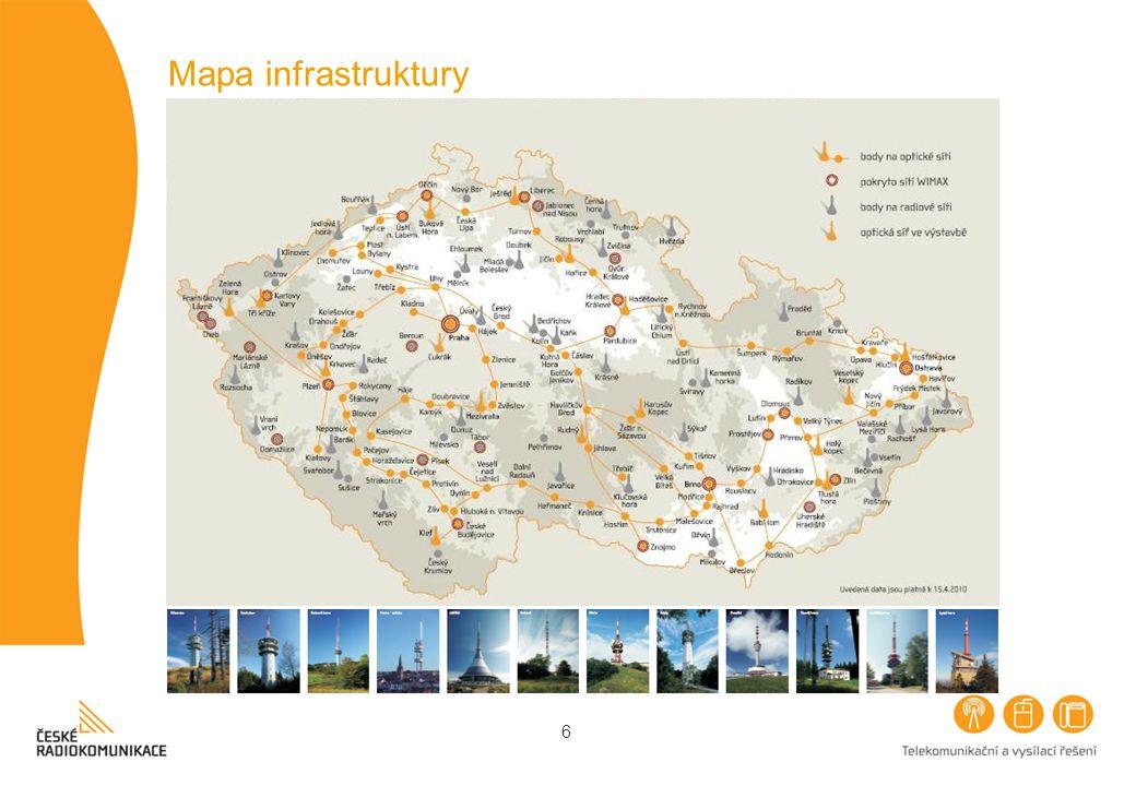 Mapa infrastruktury 6