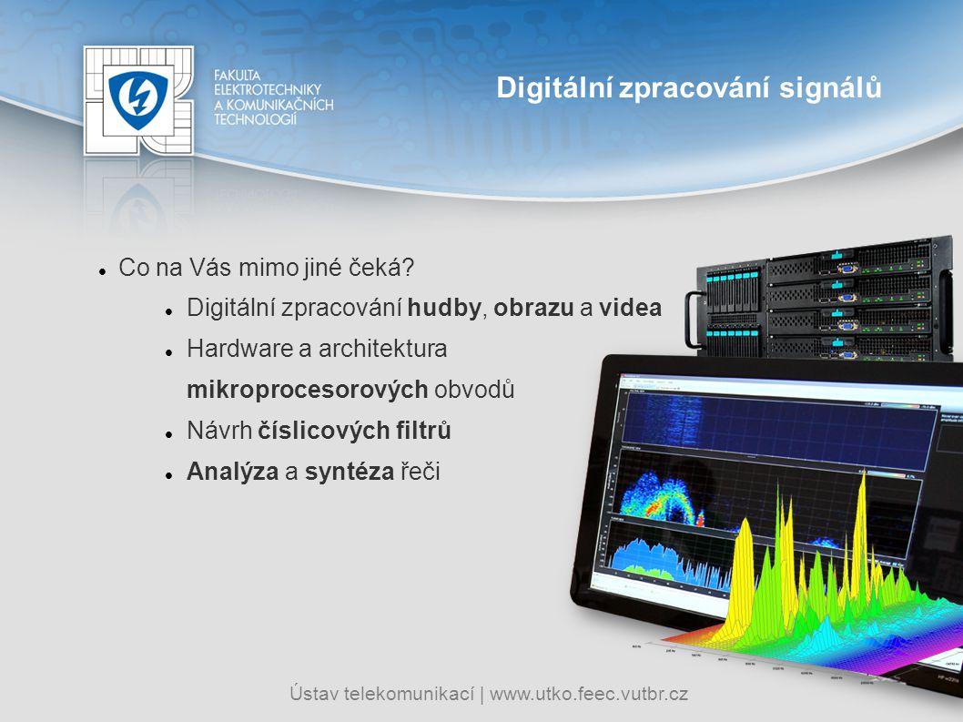 Digitální zpracování signálů
