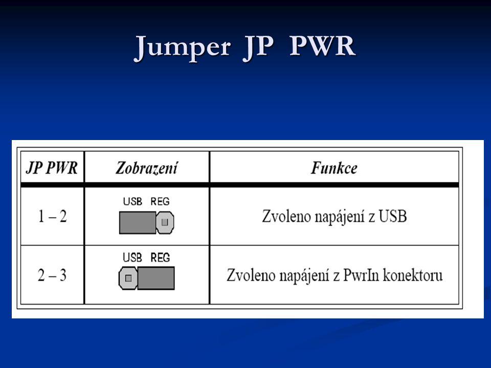 Jumper JP PWR