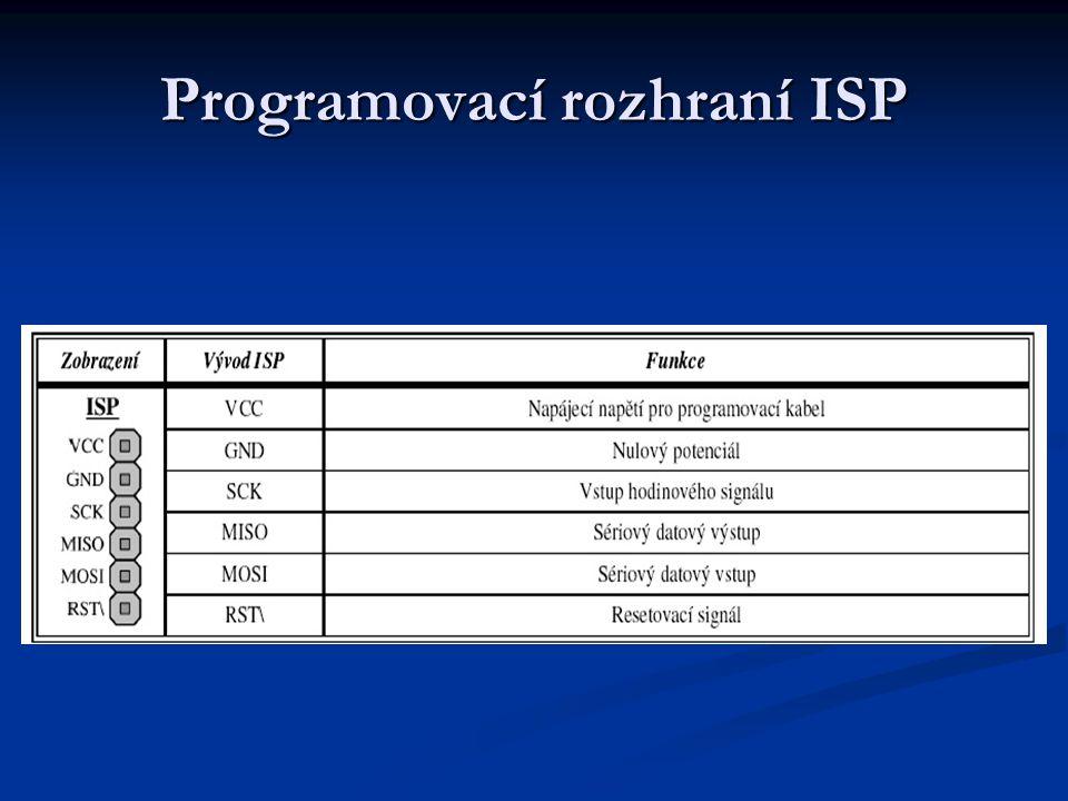 Programovací rozhraní ISP