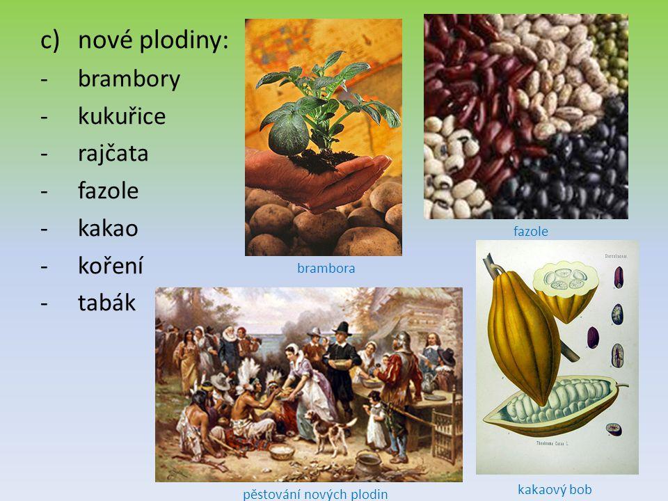 pěstování nových plodin