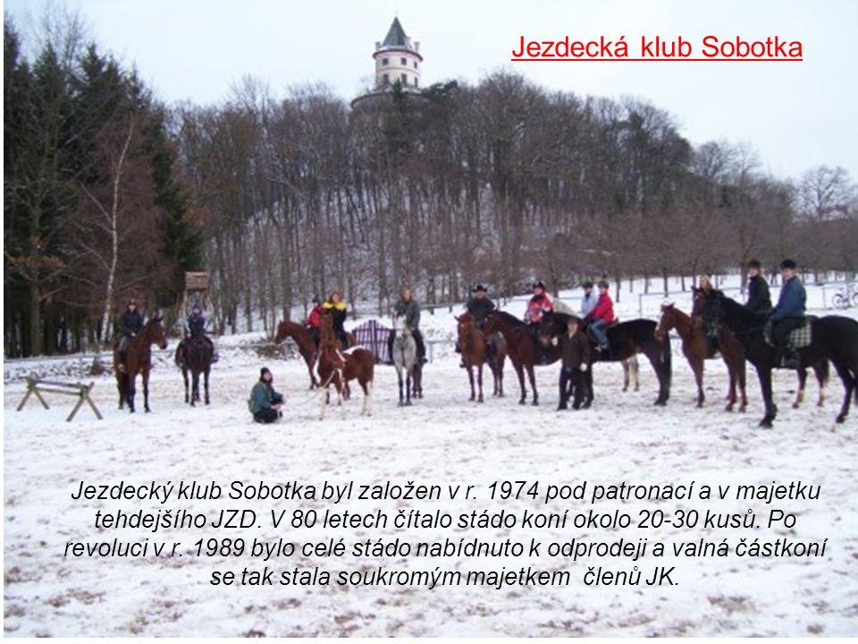 Jezdecká klub Sobotka ¨
