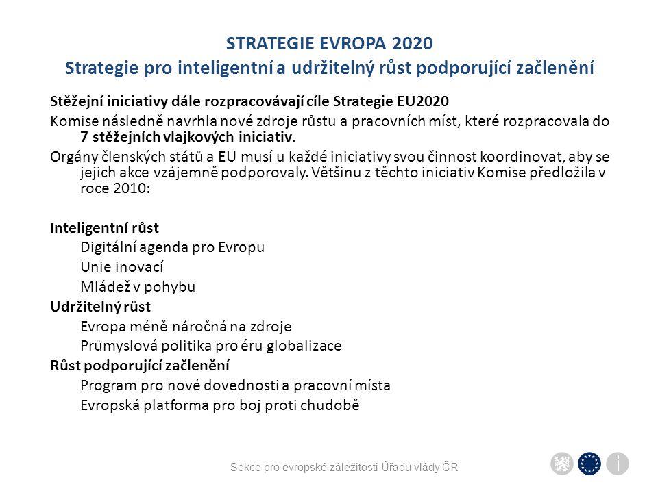 Sekce pro evropské záležitosti Úřadu vlády ČR