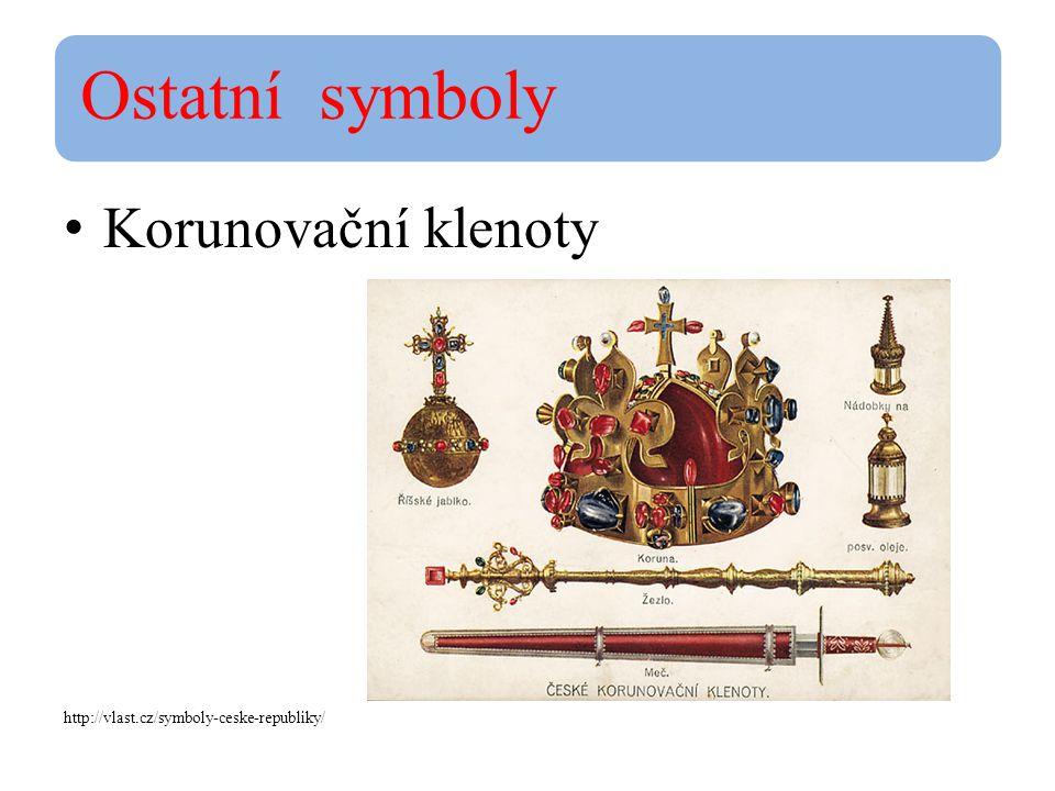 Korunovační klenoty http://vlast.cz/symboly-ceske-republiky/