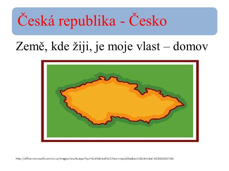 Česká republika - Česko