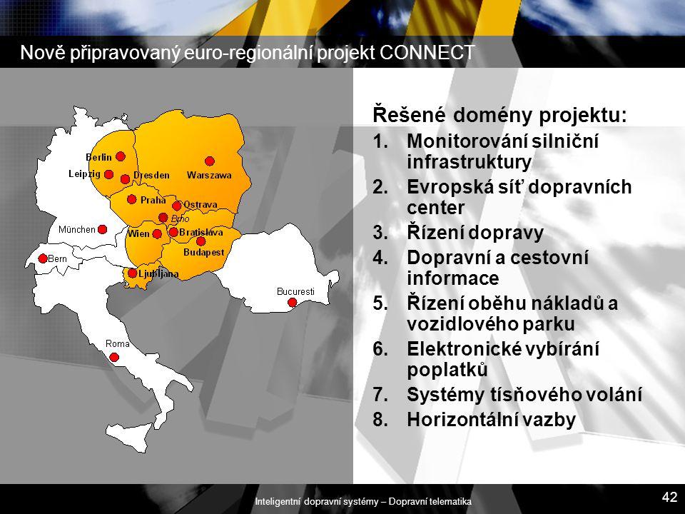 Nově připravovaný euro-regionální projekt CONNECT
