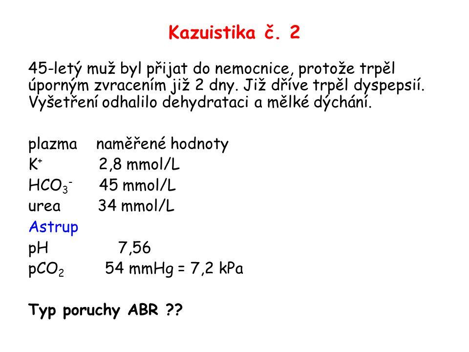 Kazuistika č. 2