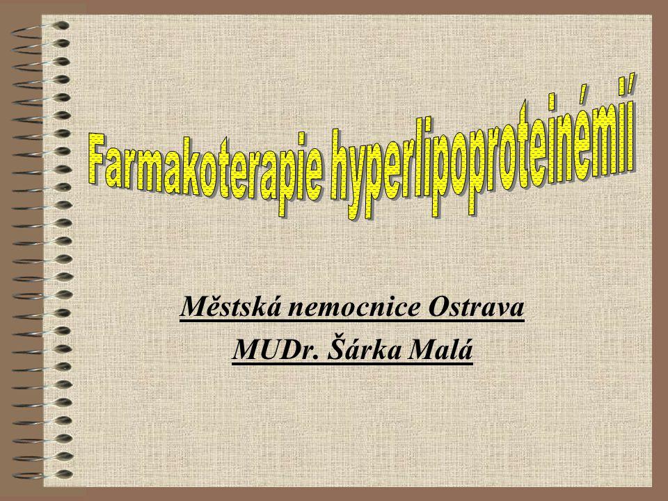 Městská nemocnice Ostrava MUDr. Šárka Malá