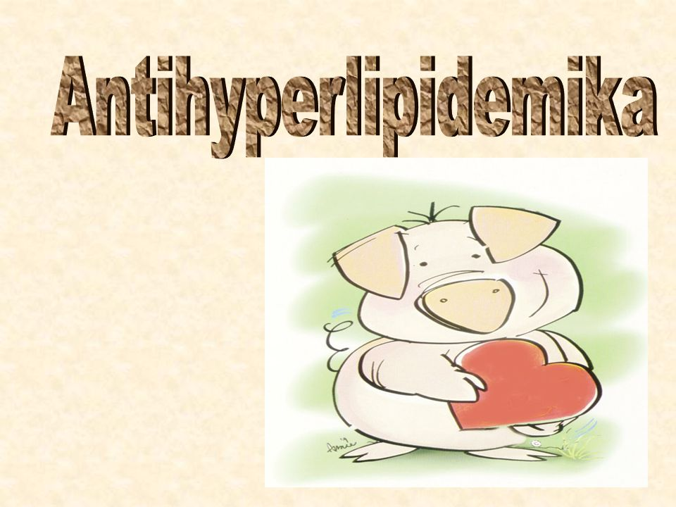 Antihyperlipidemika