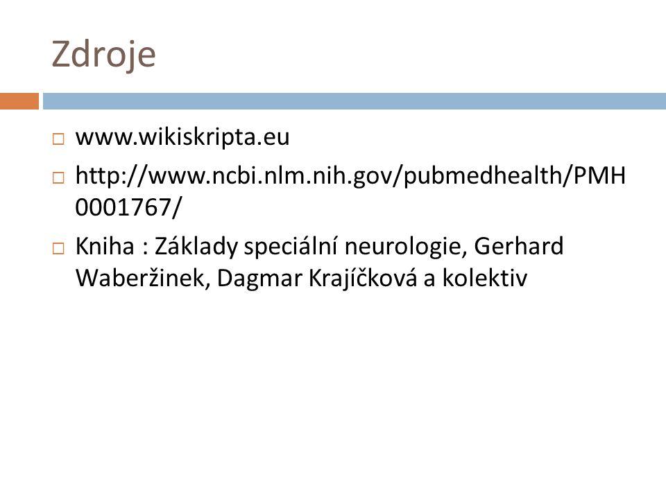 Zdroje www.wikiskripta.eu