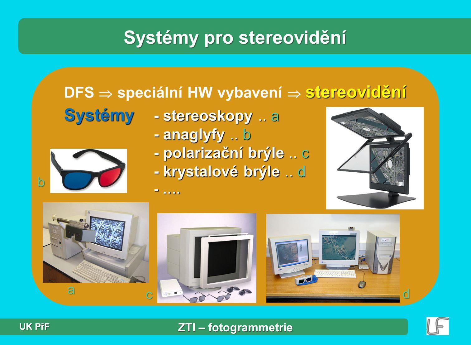 Systémy pro stereovidění