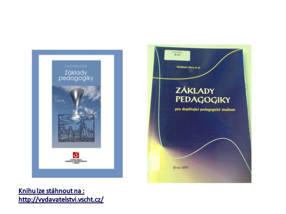 Knihu lze stáhnout na : http://vydavatelstvi.vscht.cz/