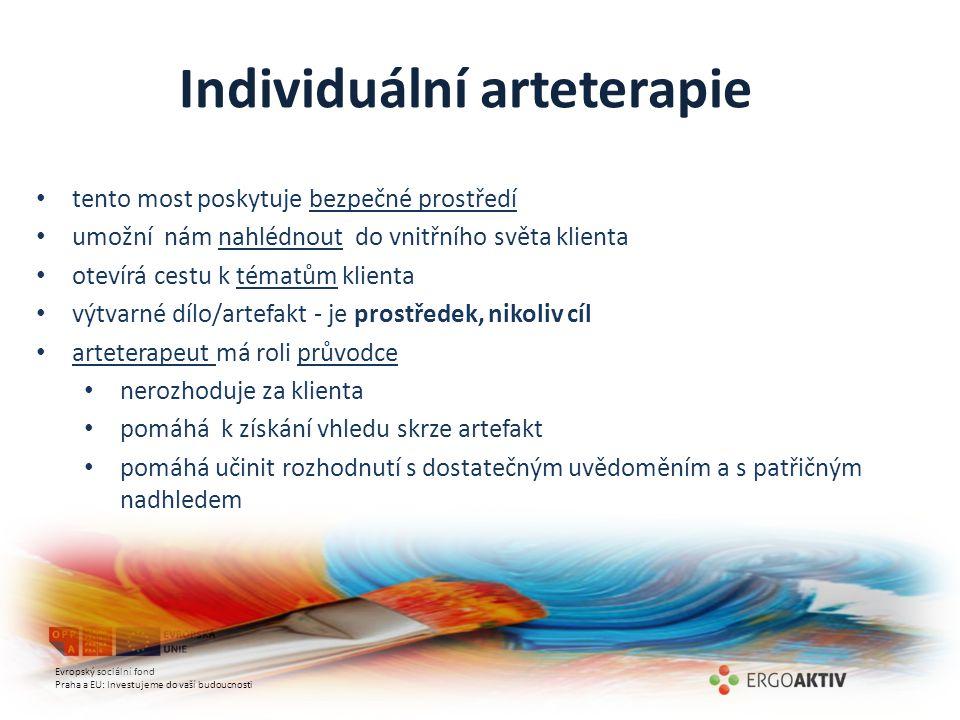 Individuální arteterapie