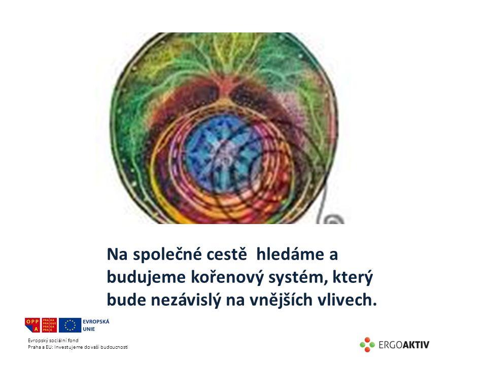 Na společné cestě hledáme a budujeme kořenový systém, který bude nezávislý na vnějších vlivech.