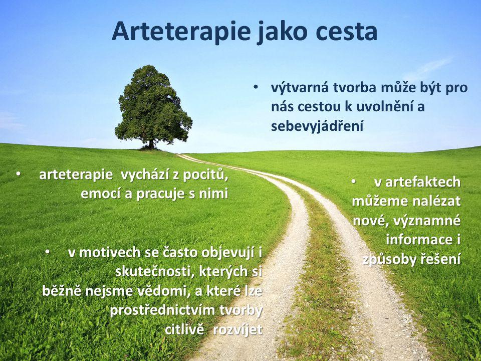 Arteterapie jako cesta