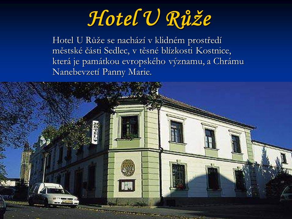 Hotel U Růže